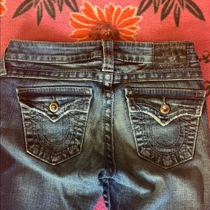 True Religion Disco Becky Jeans size 25 ✨